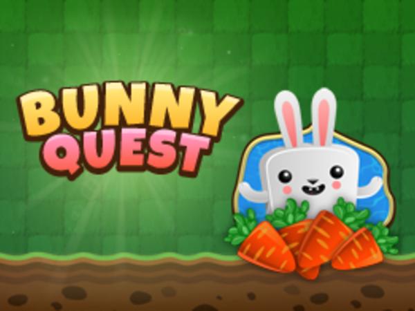 Bild zu Denken-Spiel Bunny Quest