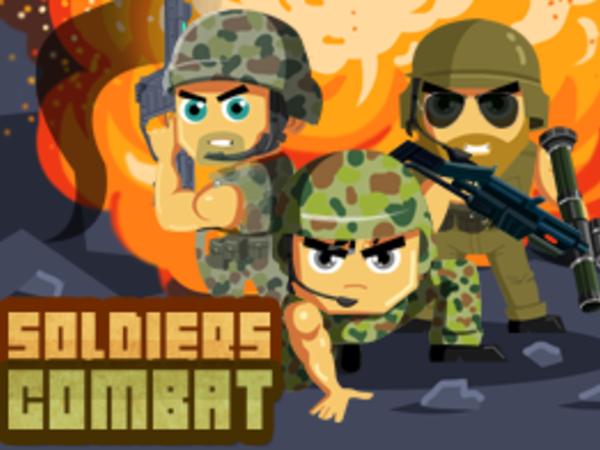 Bild zu Action-Spiel Soldiers Combat