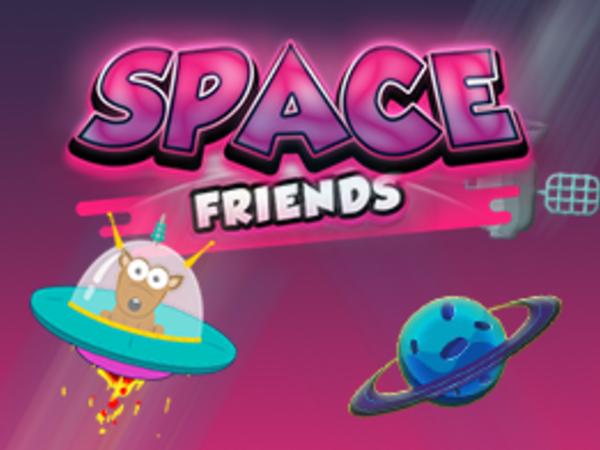 Bild zu Action-Spiel Space Friends