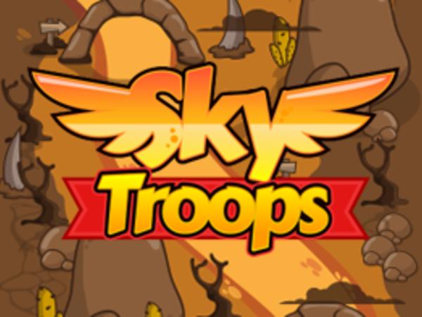 Bild zu Action-Spiel Sky Troopers