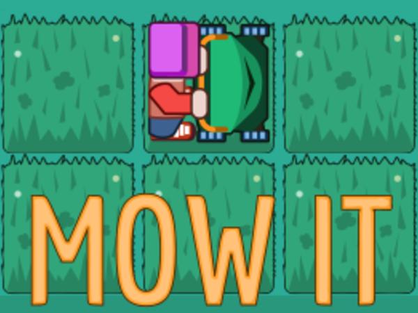 Bild zu Denken-Spiel Mow it