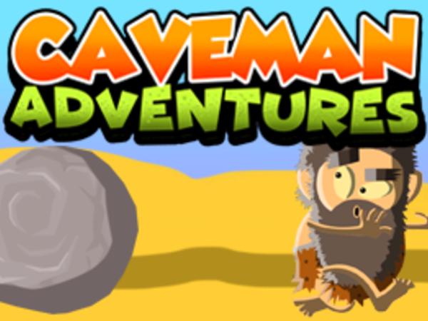 Bild zu Geschick-Spiel Caveman Adventures