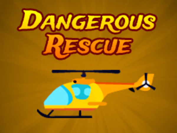 Bild zu Geschick-Spiel Dangerous Rescue