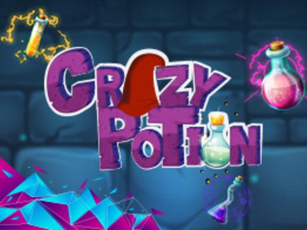 Bild zu Denken-Spiel Crazy Potion