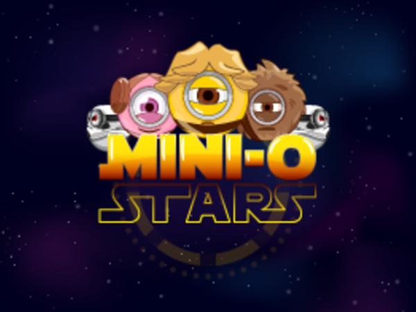 Bild zu Geschick-Spiel MiniOStars