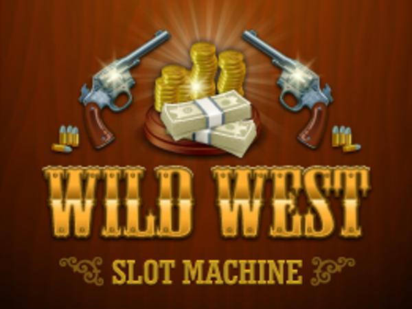 Bild zu Casino-Spiel Wild West Slot Machine