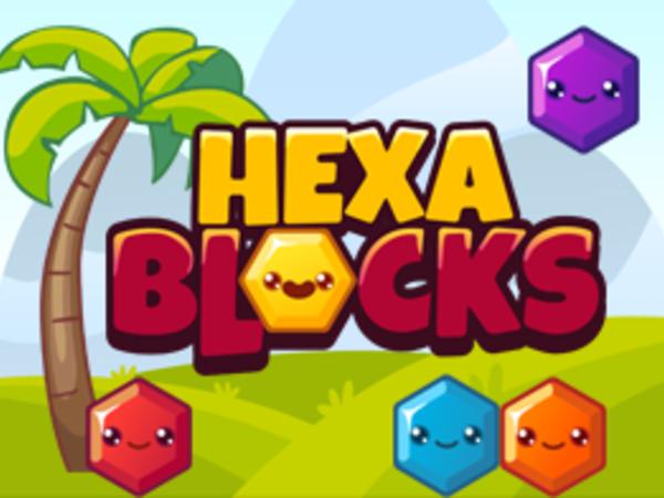 Bild zu Denken-Spiel Hexa Blocks