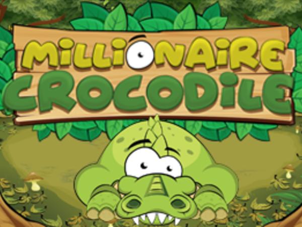 Bild zu Geschick-Spiel Crocodile Millionaire