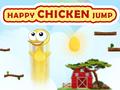 Geschick-Spiel Happy Chicken Jump spielen