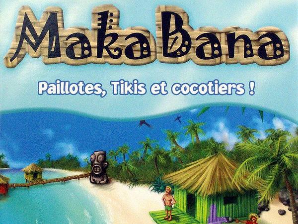 Bild zu Alle Brettspiele-Spiel Maka Bana