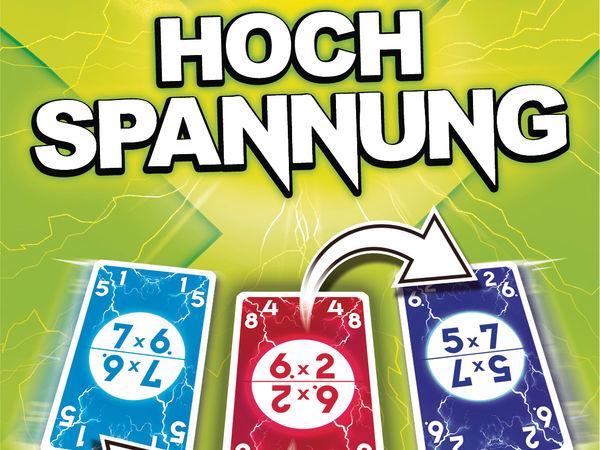Bild zu Alle Brettspiele-Spiel Hochspannung