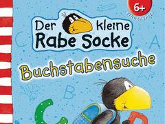 Der kleine Rabe Socke: Buchstabensuche