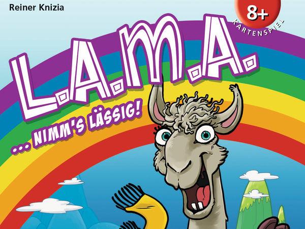 Bild zu Alle Brettspiele-Spiel Lama
