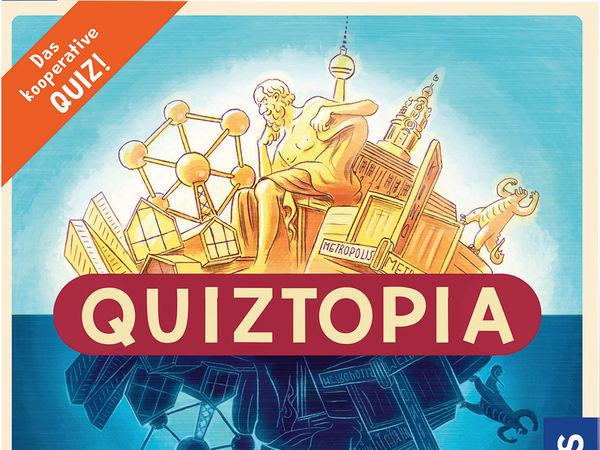 Bild zu Alle Brettspiele-Spiel Quiztopia