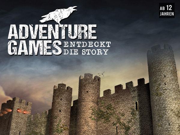 Bild zu Alle Brettspiele-Spiel Adventure Games - Entdeckt die Story: Das Verlies