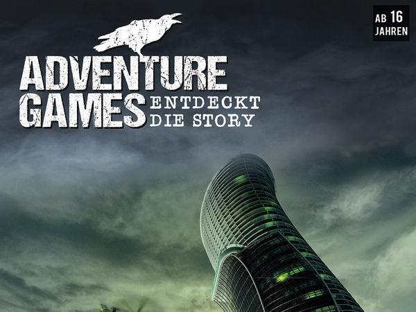 Bild zu Alle Brettspiele-Spiel Adventure Games - Entdeckt die Story: Die Monochrome AG