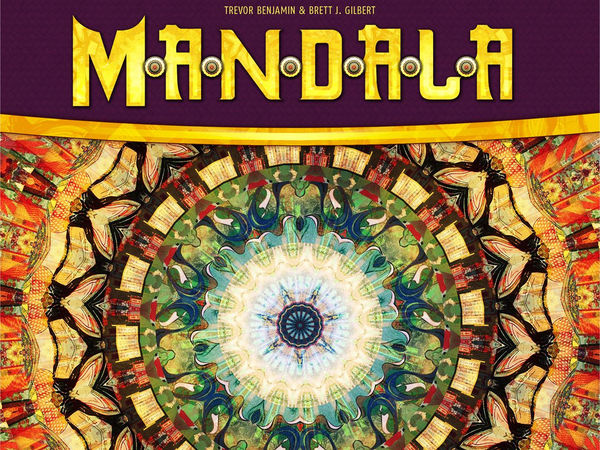 Bild zu Alle Brettspiele-Spiel Mandala