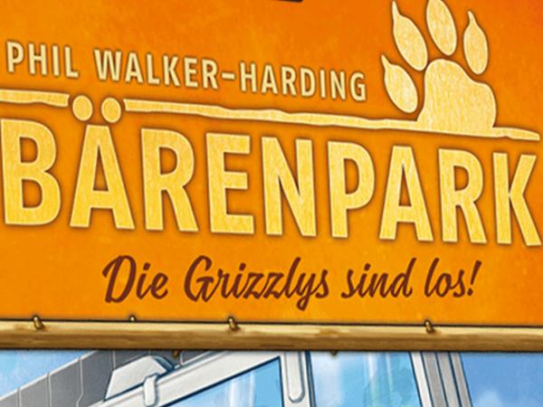 Bild zu Alle Brettspiele-Spiel Bärenpark: Die Grizzlys sind los!
