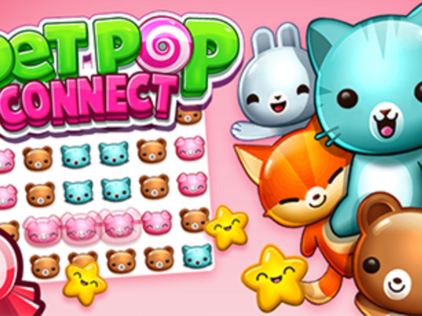 Bild zu Neu-Spiel Pet Pop Connect