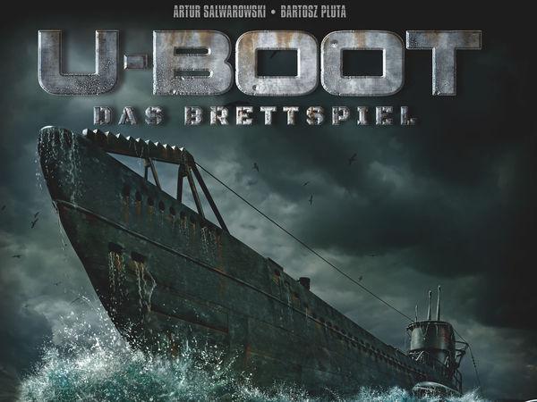 Bild zu Alle Brettspiele-Spiel U-Boot: Das Brettspiel