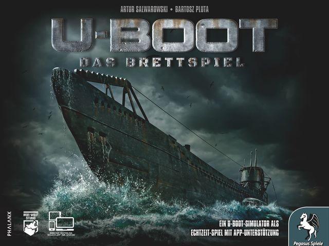 U-Boot: Das Brettspiel Bild 1