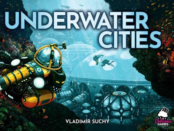 Bild zu Spiel des Jahres-Spiel Underwater Cities