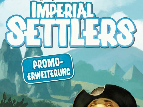 Bild zu Alle Brettspiele-Spiel Imperial Settlers: Fette Beute