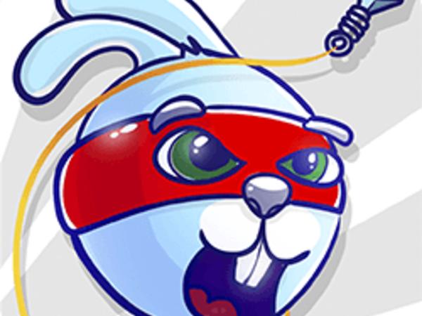 Bild zu Action-Spiel Rabbit Samurai