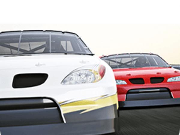Bild zu Rennen-Spiel Stock Car Hero