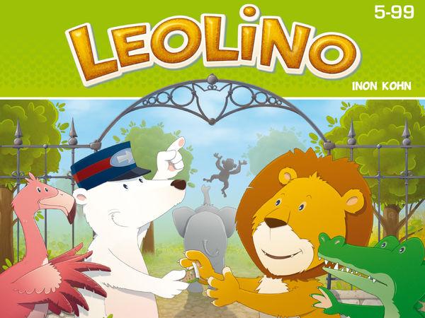Bild zu Alle Brettspiele-Spiel Leolino