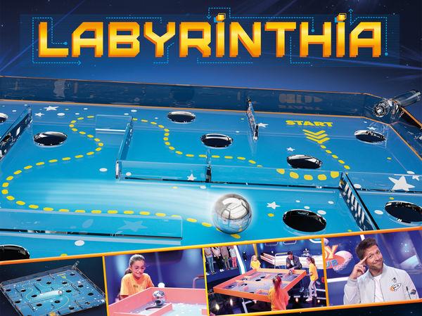 Bild zu Alle Brettspiele-Spiel Labyrinthia