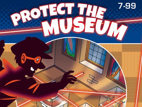 Bild zu Alle Brettspiele-Spiel Protect the Museum