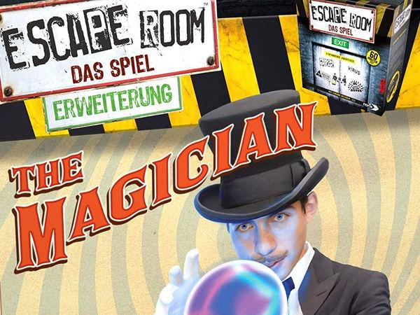 Bild zu Alle Brettspiele-Spiel Escape Room: Das Spiel - The Magician