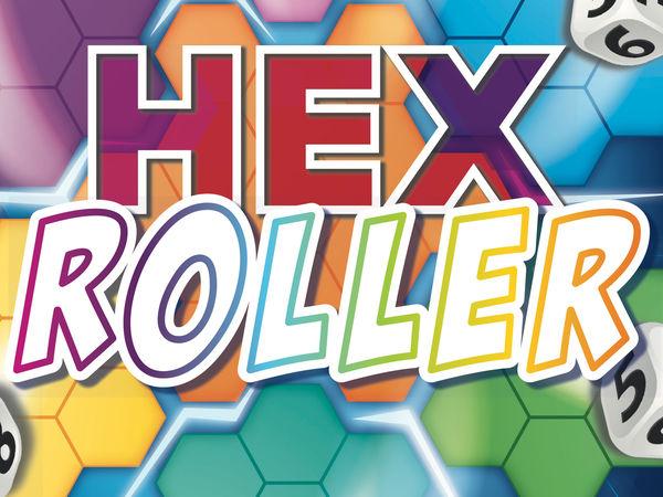 Bild zu Alle Brettspiele-Spiel HexRoller
