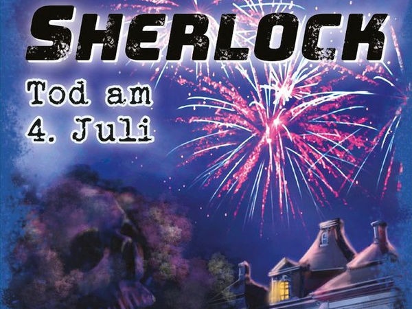Bild zu Alle Brettspiele-Spiel Sherlock: Tod am 4. Juli