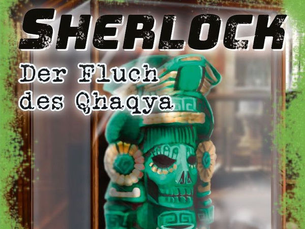 Bild zu Alle Brettspiele-Spiel Sherlock: Der Fluch des Qhaqya