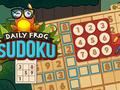 Denken-Spiel Daily Frog Sudoku spielen