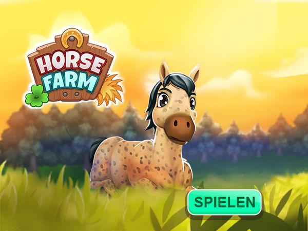 Bild zu Simulation-Spiel Horse Farm
