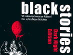 Vorschaubild zu Spiel Black Stories: Dark Night Edition