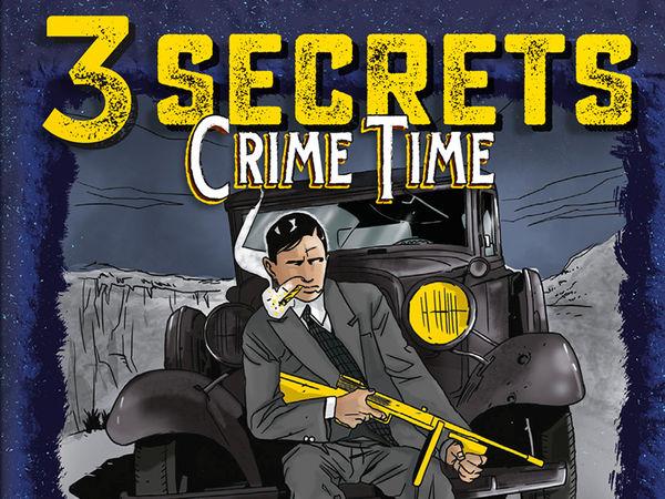 Bild zu Alle Brettspiele-Spiel 3 Secrets: Crime Time