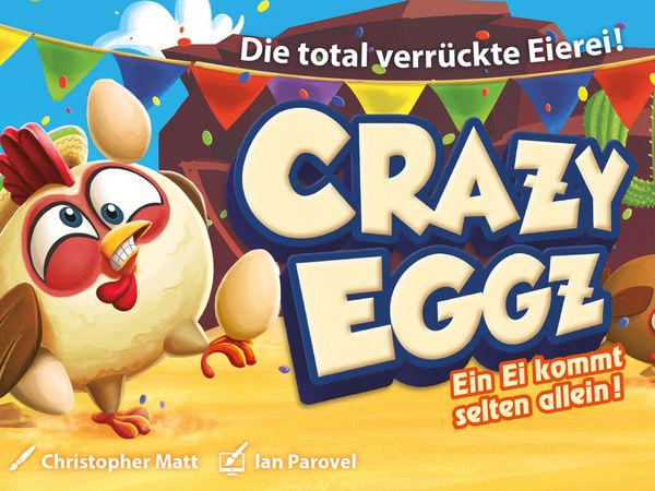 Bild zu Alle Brettspiele-Spiel Crazy Eggz