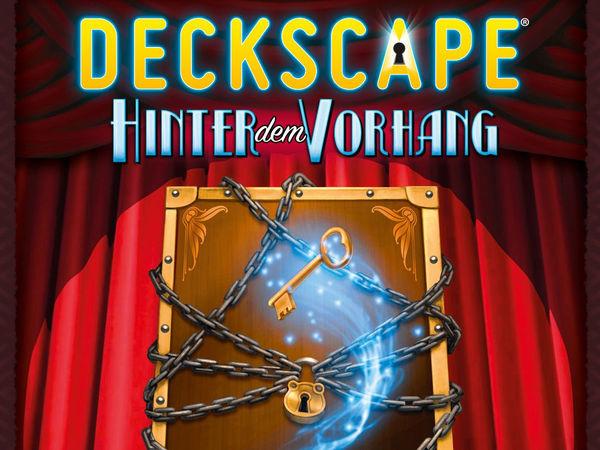 Bild zu Alle Brettspiele-Spiel Deckscape: Hinter dem Vorhang