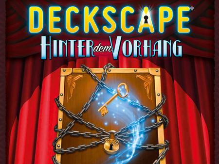 Deckscape: Hinter dem Vorhang