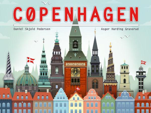 Bild zu Alle Brettspiele-Spiel Cøpenhagen