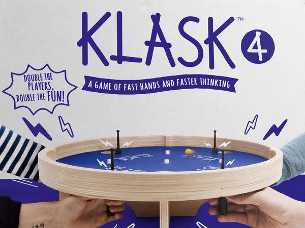 Bild zu Alle Brettspiele-Spiel Klask 4