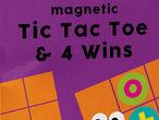 Vorschaubild zu Spiel Magnetic Tic Tac Toe & 4 Wins
