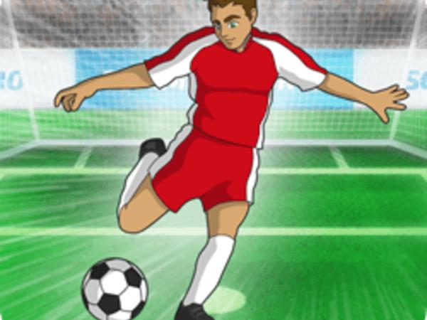 Bild zu Sport-Spiel Soccer Hero