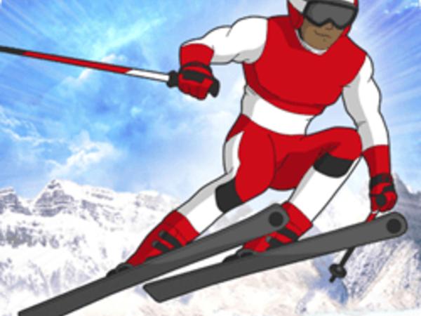 Bild zu Action-Spiel Slalom Hero