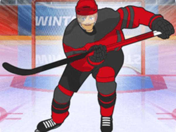 Bild zu Action-Spiel Hockey Hero