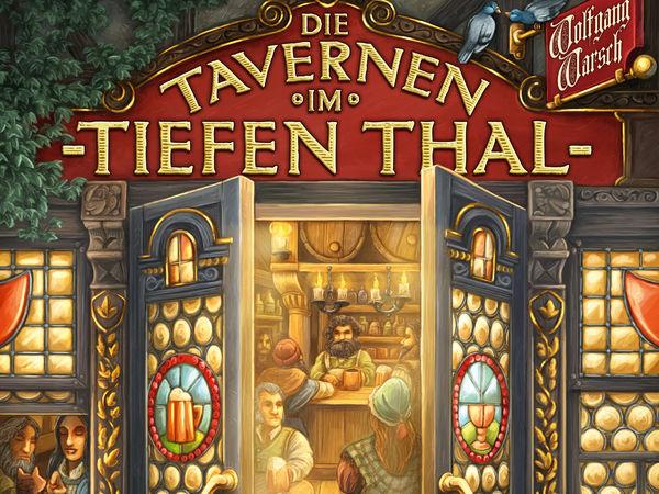Bild zu Alle Brettspiele-Spiel Die Tavernen im Tiefen Thal